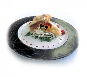 Filetto di Salmone e Vermicelli
