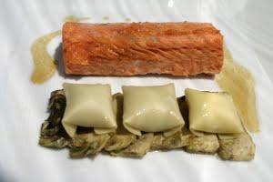 Salmone Selvatico dell'Alaska alle erbe aromatiche